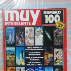 Coleccionismo de Revista Muy Interesante: MUY INTERESANTE 100 SEPTIEMBRE 1989. Lote 263637230