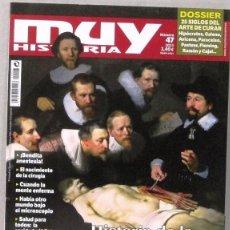 Colecionismo da Revista Muy Interesante: MUY HISTORIA - Nº 47 - HISTORIA DE LA MEDICINA - 2013 - REVISTA. Lote 263894115