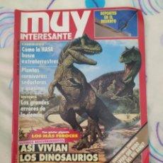 Coleccionismo de Revista Muy Interesante: MUY INTERESANTE. REVISTA N°134.JULIO 1992. Lote 263903330