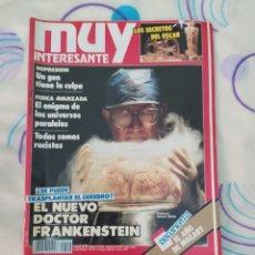 Coleccionismo de Revista Muy Interesante: MUY INTERESANTE. REVISTA N° 119.ABRIL 1991. Lote 263909340