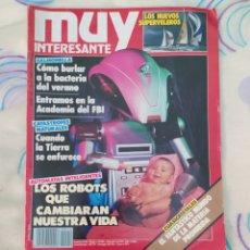 Coleccionismo de Revista Muy Interesante: MUY INTERESANTE. REVISTA N° 110.JULIO 1990. Lote 263910215