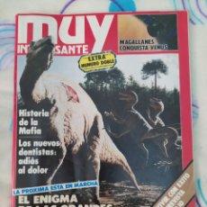 Coleccionismo de Revista Muy Interesante: MUY INTERESANTE. REVISTA N° 113.OCTUBRE 1990. Lote 263911705