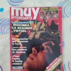 Coleccionismo de Revista Muy Interesante: MUY INTERESANTE. REVISTA N. °115.DICIEMBRE 1990.. Lote 263913530