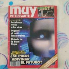 Coleccionismo de Revista Muy Interesante: MUY INTERESANTE. REVISTA N° 96.MAYO 1989.. Lote 263914220