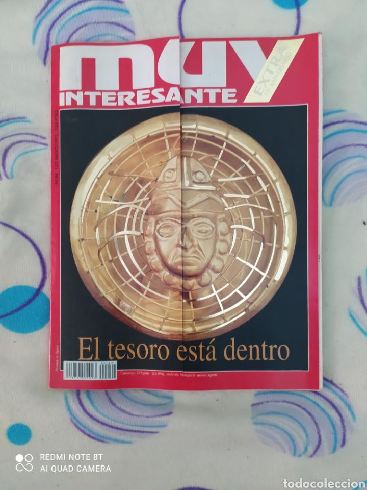 MUY INTERESANTE. REVISTA N° 132.MAYO 1992 (Coleccionismo - Revistas y Periódicos Modernos (a partir de 1.940) - Revista Muy Interesante)