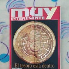 Collectionnisme de Magazine Muy Interesante: MUY INTERESANTE. REVISTA N° 132.MAYO 1992. Lote 263915810