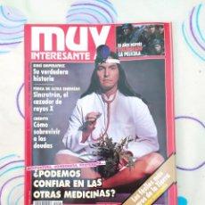 Collectionnisme de Magazine Muy Interesante: MUY INTERESANTE. REVISTA N° 141.FEBRERO 1993.. Lote 263934295