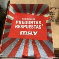 Coleccionismo de Revista Muy Interesante: LAS MEJORES PREGUNTAS DEL MUY INTERESANTE. Lote 264305940