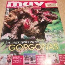 Coleccionismo de Revista Muy Interesante: REVISTA MUY INTERESANTE N ° 346 - LOS MEGARREPTILES QUE DOMINARON LA TIERRA , GORGONAS. Lote 264986144