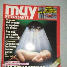 Collectionnisme de Magazine Muy Interesante: MUY INTERESANTE-. REVISTA N° 124. SEPTIEMBRE 1991.EN EXCELENTE ESTADO DE CONSERVACIÓN.. Lote 265943903