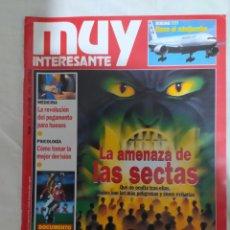 Coleccionismo de Revista Muy Interesante: MUY INTERESANTE--N° 172-SEPTIEMBRE 1995-- EN EXCELENTE ESTADO DE CONSERVACIÓN--. Lote 269477218