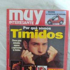 Coleccionismo de Revista Muy Interesante: MUY INTERESANTE-- N°175--DICIEMBRE DE 1995-- EN EXCELENTE ESTADO DE CONSERVACIÓN---. Lote 269477463