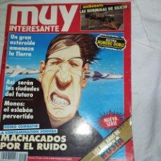 Coleccionismo de Revista Muy Interesante: MUY INTERESANTE-+-REVISTA N° 125-OCTUBRE 1991-- EN EXCELENTE ESTADO DE CONSERVACIÓN---. Lote 269650213