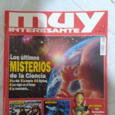 Coleccionismo de Revista Muy Interesante: MUY INTERESANTE- REVISTA N°197-- OCTUBRE DE 1997-- EN EXCELENTE ESTADO DE CONSERVACIÓN--. Lote 269655093
