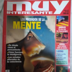 Coleccionismo de Revista Muy Interesante: MUY INTERESANTE- REVISTA N°200- ENERO DE 1998-- EN EXCELENTE ESTADO DE CONSERVACIÓN--. Lote 269655613
