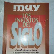 """Coleccionismo de Revista Muy Interesante: MUY INTERESANTE- FOLLETO SUELTO-- """" LOS INVENTOS DEL SIGLO """" EN EXCELENTE ESTADO DE CONSERVACIÓN-. Lote 269661088"""