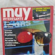 Coleccionismo de Revista Muy Interesante: MUY INTERESANTE- N°136--SEPTIEMBRE DE 1992-- EN EXCELENTE ESTADO DE CONSERVACIÓN--. Lote 269727438