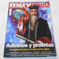 Coleccionismo de Revista Muy Interesante: MUY HISTORIA EXTRA-ADIVINOS Y PROFETAS. Lote 269847713