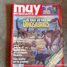 Coleccionismo de Revista Muy Interesante: REVISTA MUY INTERESANTE. Lote 275918648