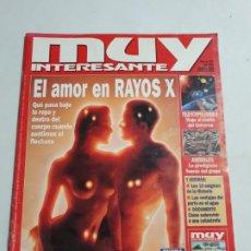 Coleccionismo de Revista Muy Interesante: MUY INTERESANTE Nº 207 ESTADO BUENO MAS ARTICULOS. Lote 276216253