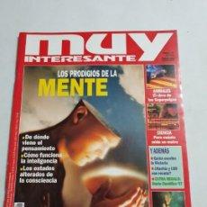 Colecionismo da Revista Muy Interesante: MUY INTERESANTE Nº 200 ESTADO BUENO MAS ARTICULOS. Lote 276216343