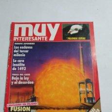 Coleccionismo de Revista Muy Interesante: MUY INTERESANTE Nº 129 ESTADO BUENO MAS ARTICULOS. Lote 276216473