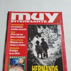 Coleccionismo de Revista Muy Interesante: MUY INTERESANTE Nº 199 ESTADO MUY BUENO MAS ARTICULOS. Lote 276216668