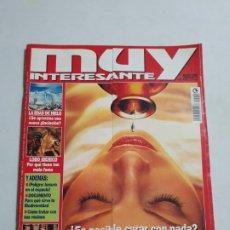 Coleccionismo de Revista Muy Interesante: MUY INTERESANTE Nº 214 ESTADO BUENO MAS ARTICULOS. Lote 276216838