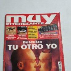 Coleccionismo de Revista Muy Interesante: MUY INTERESANTE Nº 210 ESTADO BUENO MAS ARTICULOS. Lote 276217008
