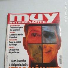 Coleccionismo de Revista Muy Interesante: MUY INTERESANTE Nº 187 ESTADO BUENO MAS ARTICULOS. Lote 276217158