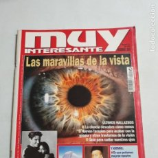 Collectionnisme de Magazine Muy Interesante: MUY INTERESANTE Nº 211 ESTADO BUENO MAS ARTICULOS. Lote 276217313