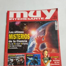 Collectionnisme de Magazine Muy Interesante: MUY INTERESANTE Nº 197 ESTADO BUENO MAS ARTICULOS. Lote 276217673