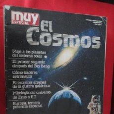 Coleccionismo de Revista Muy Interesante: MUY ESPECIAL MONOGRAFICO Nº 1 EL COSMOS. Lote 276994858