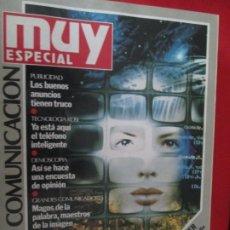 Coleccionismo de Revista Muy Interesante: MUY ESPECIAL Nº 2 COMUNICACION. Lote 276995098