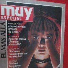 Coleccionismo de Revista Muy Interesante: MUY ESPECIAL Nº 4 EL MAS ALLA. Lote 276995293