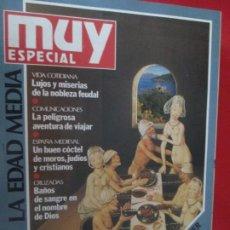 Coleccionismo de Revista Muy Interesante: MUY ESPECIAL Nº 5 LA EDAD MEDIA. Lote 276995398