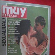 Coleccionismo de Revista Muy Interesante: MUY ESPECIAL Nº 7 SEXUALIDAD. Lote 276995598