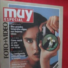 Coleccionismo de Revista Muy Interesante: MUY ESPECIAL 8 FOTO + VIDEO. Lote 276995733