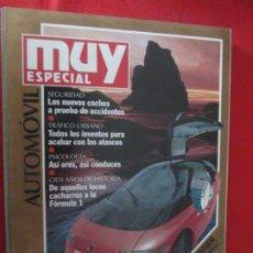 Coleccionismo de Revista Muy Interesante: MUY ESPECIAL Nº 14 AUTOMOVIL. Lote 276996193