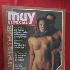 Coleccionismo de Revista Muy Interesante: MUY ESPECIAL Nº 17 HOMBRE Y MUJER. Lote 276996513