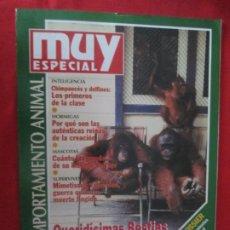 Coleccionismo de Revista Muy Interesante: MUY ESPECIAL Nº 21 COMPORTAMIENTO ANIMAL. Lote 276996808
