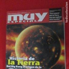 Coleccionismo de Revista Muy Interesante: MUY ESPECIAL Nº 69 HISTORIA DE LA TIERRA. Lote 277035488