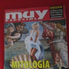 Coleccionismo de Revista Muy Interesante: MUY ESPECIAL Nº70 MITOLOGIA. Lote 277035503