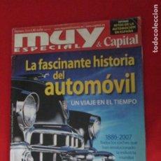 Coleccionismo de Revista Muy Interesante: MUY ESPECIAL Nº 71 LA FASCINANTE HISTORIA DEL AUTOMOVIL. Lote 277035583