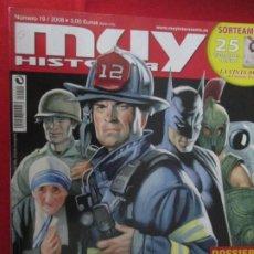 Coleccionismo de Revista Muy Interesante: MUY HISTORIA HEROES. Lote 277036888