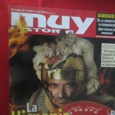 Coleccionismo de Revista Muy Interesante: MUY HISTORIA LA HISPANIA ROMANA. Lote 277036908