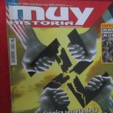Coleccionismo de Revista Muy Interesante: MUY HISTORIA CRONICA SECRETA DE LA II GUERRA MUNDIAL. Lote 277037053