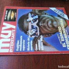 Colecionismo da Revista Muy Interesante: MUY INTERESANTE / 37 / 1984 / ARMA2. Lote 279639038