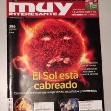Coleccionismo de Revista Muy Interesante: REVISTA MUY INTERESANTE - NOV. 2013 - EXTRA 14 PAG. ESPECIAL AUTOMOVIL.. Lote 280577073
