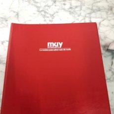 Coleccionismo de Revista Muy Interesante: LOTE REVISTAS MUY INTERESANTE NÚMERO 37- 48. Lote 284549893